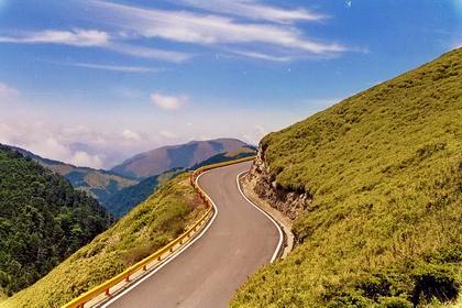 合歡山景觀公路