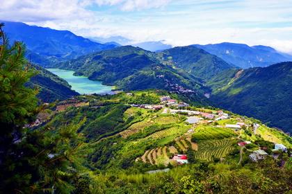 清境翠湖步道