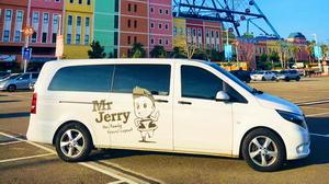 Jerry Travel 傑瑞包車旅遊